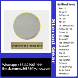 Drostanolone propionate steroid powder for weight loss