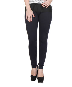 online shopping india - W Smart Casual BLUE TIGHTS
