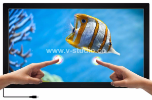 Interactive Touch frame