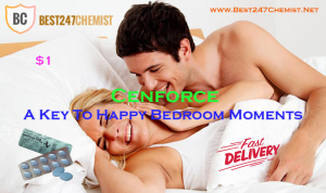 Treat Your Erectile Trouble By Using Cenforce Medication