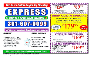 carpet cleaning rockville md