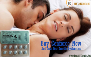 Cenforce Helps You Satisfy Partner In Sensual Intimacy