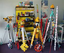 Accessories for Survey instruments