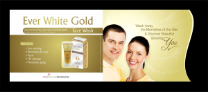 Everwhite Gold Face wash