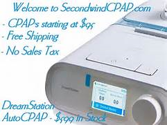 Used BiPap and C-Pap Machines