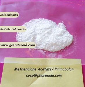 Online Purity Methenolone Acetate Primobolan Powder