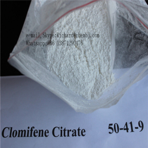 99% Purity Factory Direct Supplying Clomifene Citrate (Clomid)