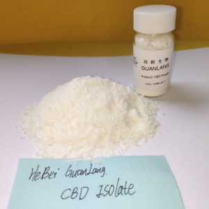 THC Free Pure CBDelicious Formulation Powder