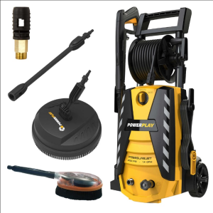 POWERPLAY PRESSUREJET 2000 PSI (ELECTRIC - COLD WATER) PRESSURE WASHER