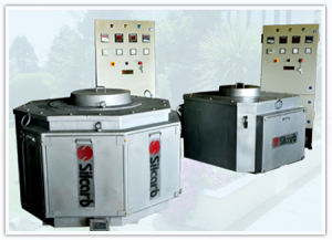 Crucible Type Electric Melting And Holding Furnaces