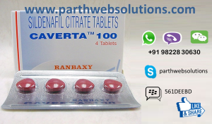 Caverta (Sildenafil Citrate Tablets)