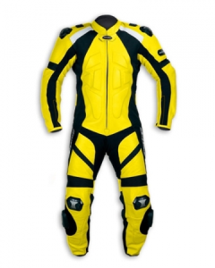 TESLAND GROUP  Leather Motorbike Suits