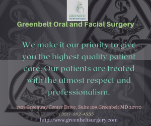 High Quality Patient Care - Greenbelt Surgery