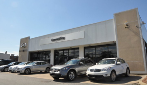 certified pre-owned INFINITI NY