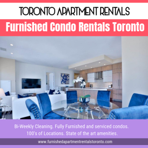Furnished Condo Rentals Toronto