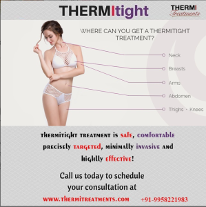 Thermitight Treatment for Neck, Breast, Arm, Abdomen, Thigh, Knee