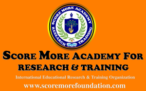 Score More Academy For Research and Training