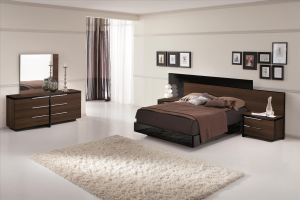 The contemporary bedroom furniture