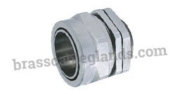 Free Cutting Brass BWR Cable Gland