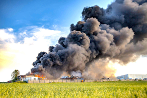 Commercial Fire Claim in Dallas - Public Adjusters