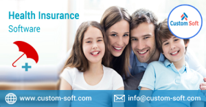 Health Insurance Software App in India by CustomSoft