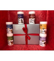 Christmas Gift Box - 6 Pot Treat Selection 15% Saving over RRP