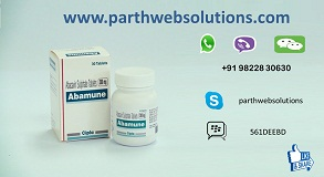 Ziagen Tablets, Abamune (Abacavir Sulfate Tablets)
