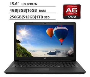 2019 HP Premium 15.6? HD Laptop