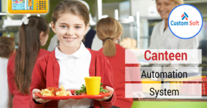 Canteen Automation System by CustomSoft