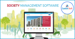 CustomSoft introduced Society Management System in international market