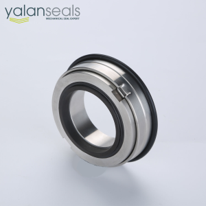 YALAN H10 Multi Spring Super Thin and Balanced Mechanical Seal for High Speed Pumps, Blowers