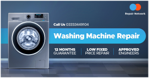 Washing Machine Repairs in London