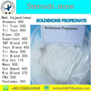 Boldenone propionate steroid powder for muscle building