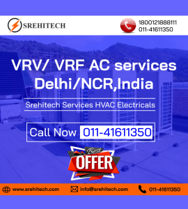 VRV/VRF installation Services