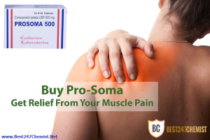 Say No To Muscle Pain And Feel Free With Prosoma