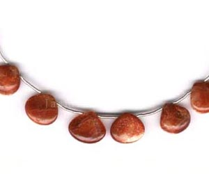 Natural Sunstone Beads Wholesale