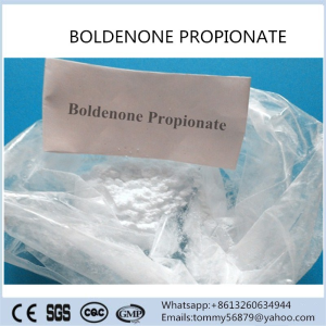 Steroid powder Boldenone  propionate for muslce gain
