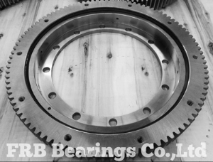 Supply FRB KDL.A.0744.00.10 external tooth inner flange slewing bearings
