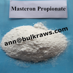 Drostanolone Propionate Powder from ann@bulkraws.com