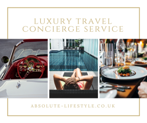 luxury travel concierge service London