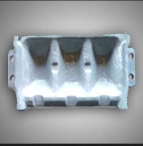 Cast Iron Pig Mould