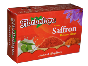 Aloe Vera Saffron Fairness Soap-Herbalaya-ssgdeals