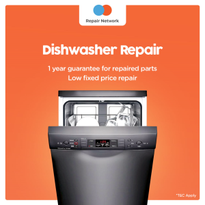 Bosch Dishwasher Repairs Fixed Price