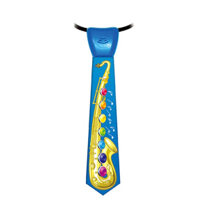 Electronic Music Neck Tie