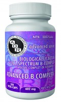 The Better nutrition for your life: B complex Supplement
