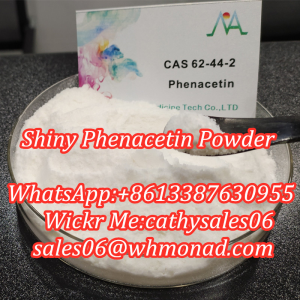 Phenacetin CAS.62-44-2,warehouse in the USA,shippingfast,guarantee delivery