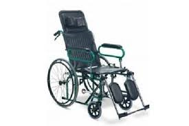 Foldable Wheelchair On Rent