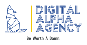 Digital Alpha Agency Logo