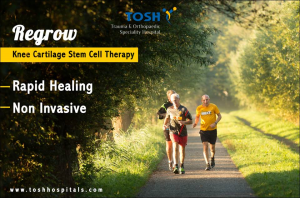 Knee Cartilage Stem Cell Therapy