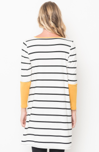 stripes dresses